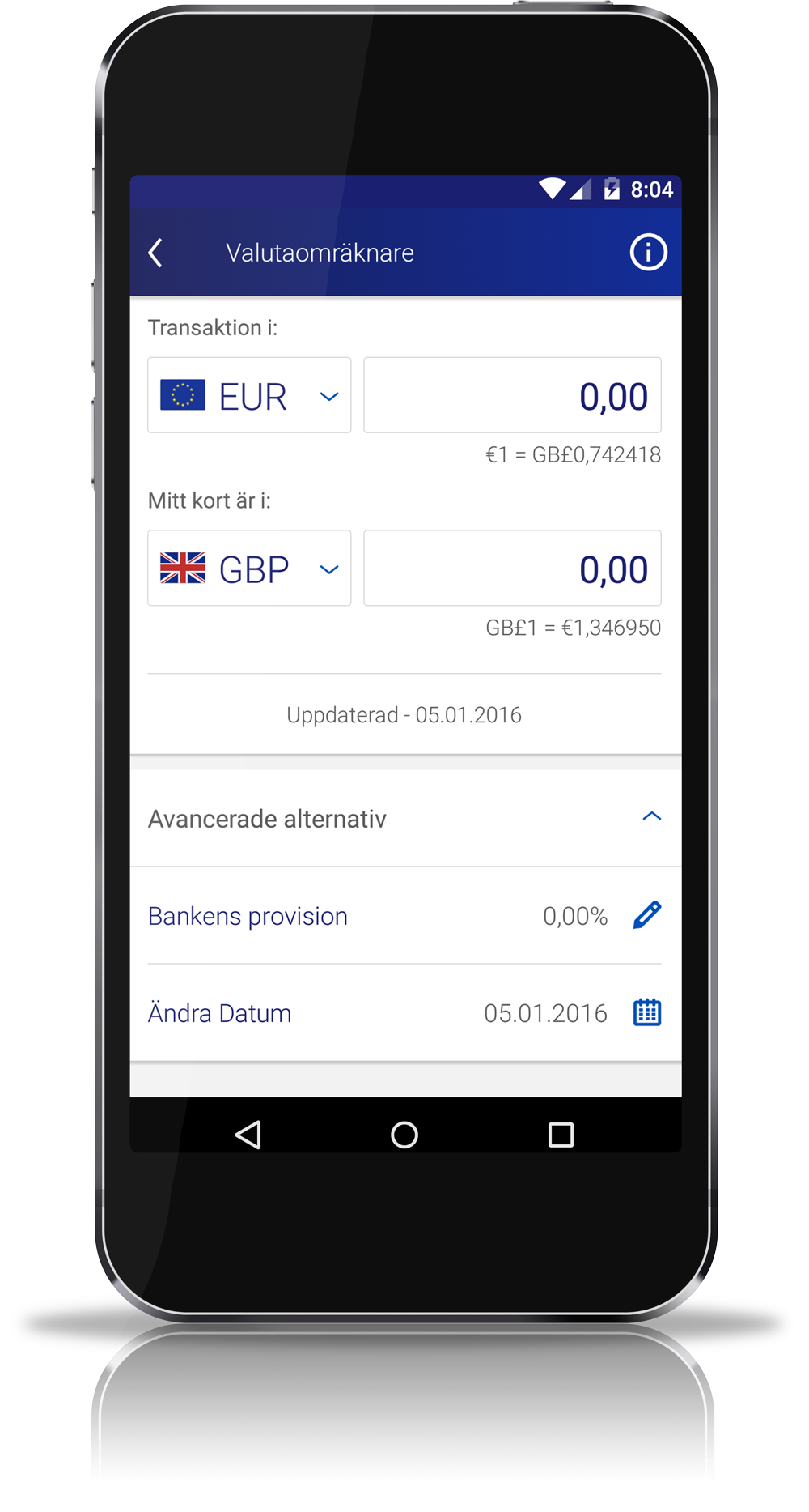 Currency Converter - Foreign Exchange Calculator - CommBank